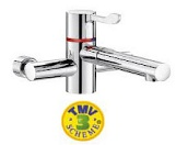 Delabie Securitherm taps and mixers
