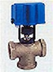 Industrial motorised valves